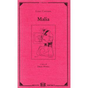 Malìa - Luigi Capuana