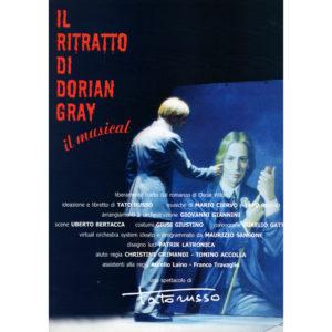 Dorian Gray brochure retro