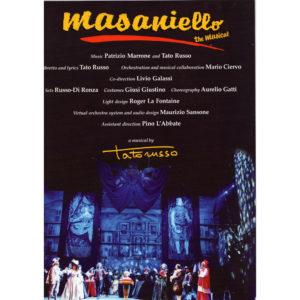 Masaniello brochure retro