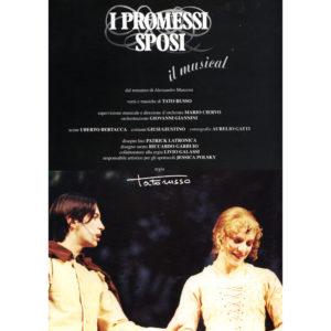 Promessi Sposi Souvenir Brochure retro